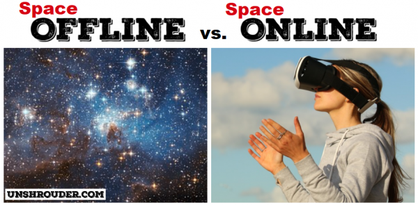 How the internet has changed the English language - space